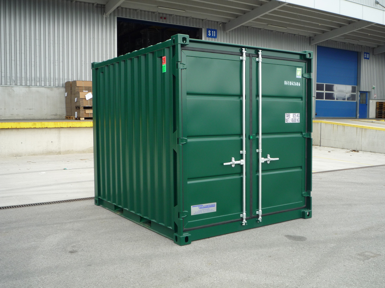 New 10ft Storage Container For Sale Only 163 1870 Delivered