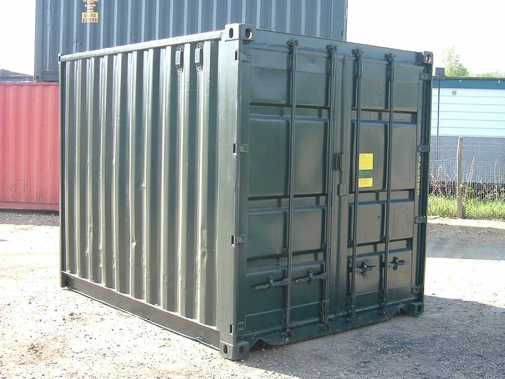 Used 10ft Storage Container For Sale From Only 163 1225