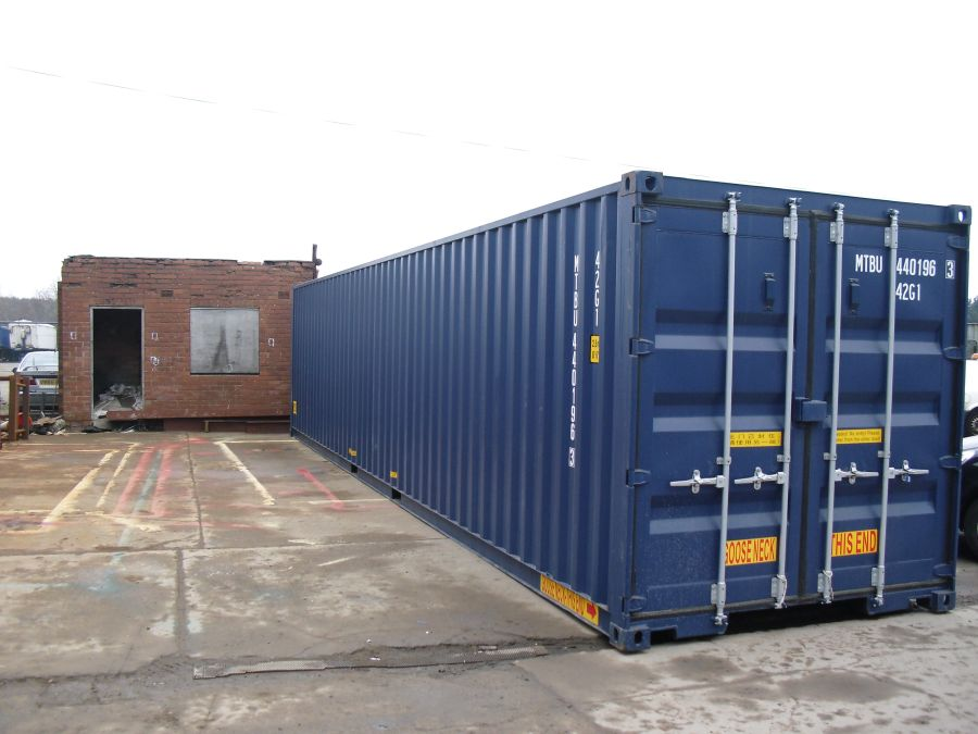 New 40ft Storage Container for Sale From Only 2000 Delivered