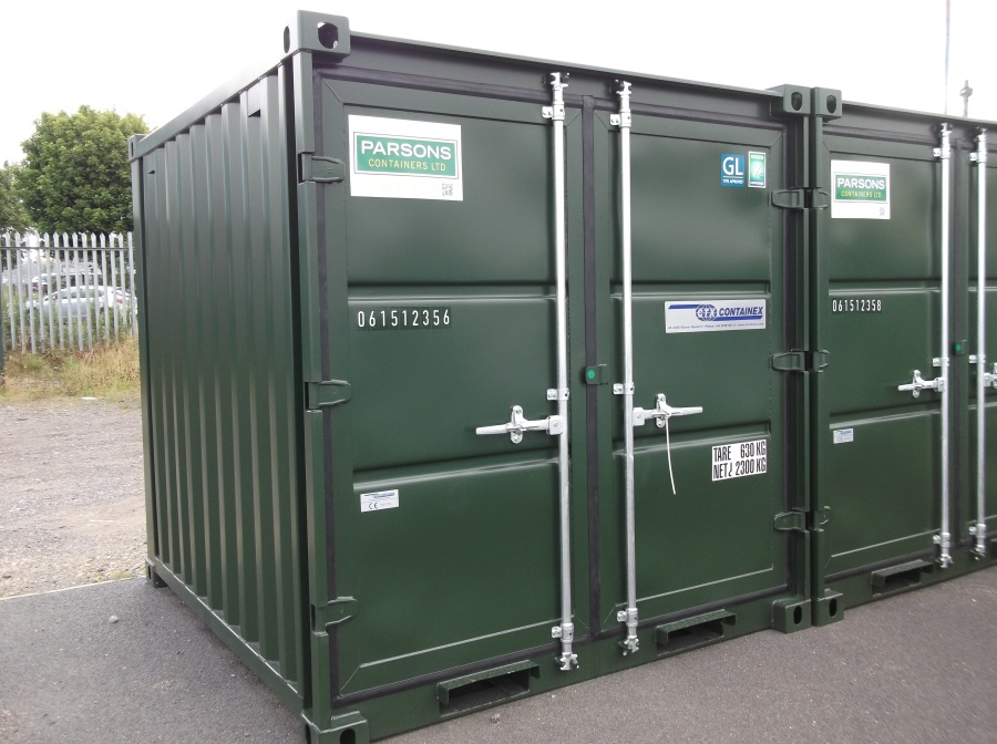 New 8ft Storage Container For Sale From Only 163 1370
